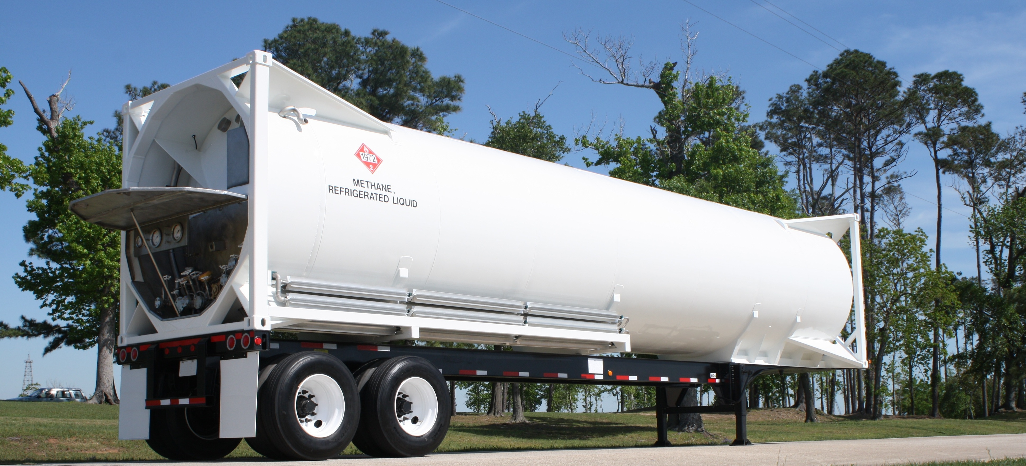 lng containers - lng iso container, lng export, Canada LNG Containers